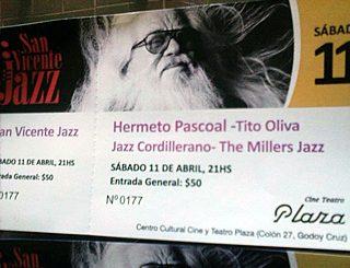 Arranca la VII Edición del San Vicente Jazz
